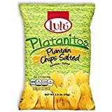 Salted Plantain Chips (30 units per case)
