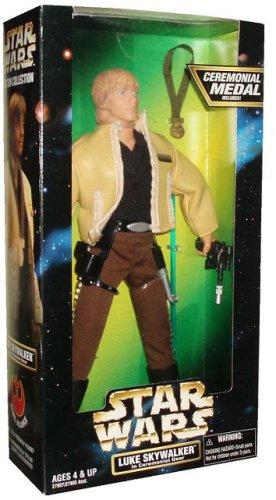 Star Wars Action Collection 12 Luke Skywalker Figure in Ceremonial Gear Kenner SG/_B000BKVICI/_US