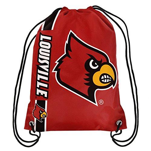 (Louisville Big Logo Drawstring Backpack)