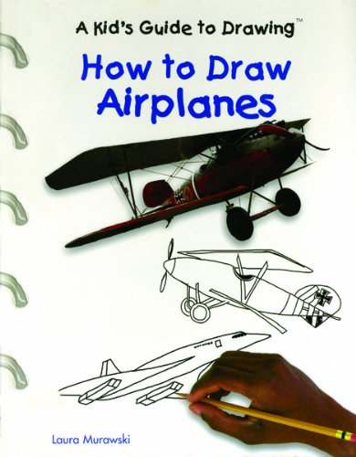 Download How to Draw Airplanes (Kid's Guide to Drawing) PDF