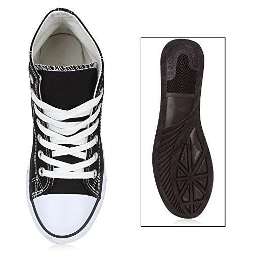 Donna Sneaker Stiefelparadies Sneaker Sneaker Stiefelparadies Donna Nero Stiefelparadies Stiefelparadies Donna Nero Sneaker nero nero Nero nero qTnUAB7Oxw