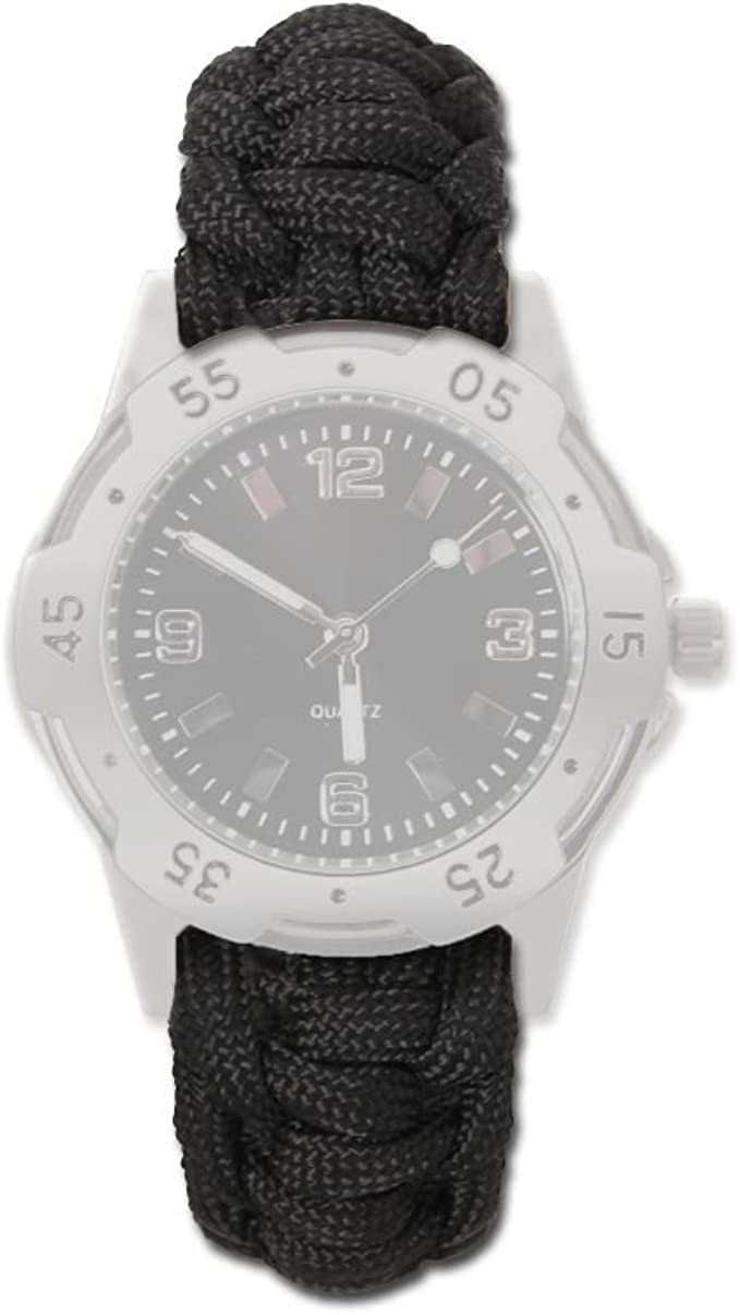 Reloj Rothco Parachute Cord/Cuerda Pulsera 8 Inch: Amazon.es ...