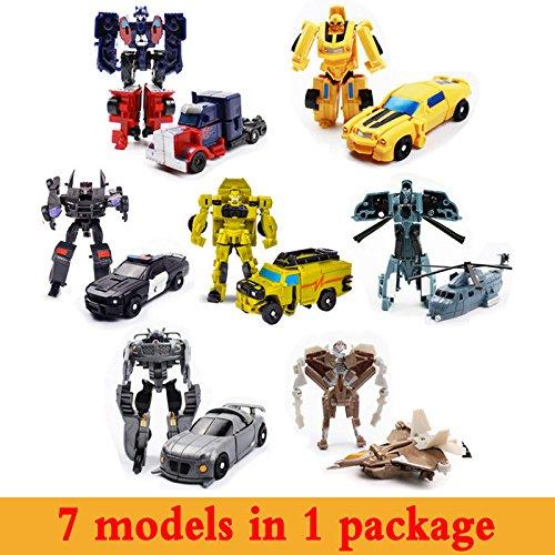 Transformers Lot 6pcs G1 Masterpiece New Toys Figure Optimus Prime Generations