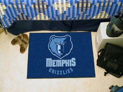 29' Logo Starter Mat (NBA Memphis Grizzlies 18'' x 29'' Logo Starter Mat)