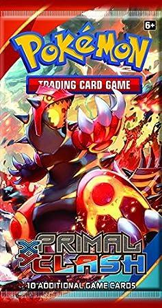 Amazon.com: Tarjetas de Pokemon – Xy Primal Clash – Booster ...