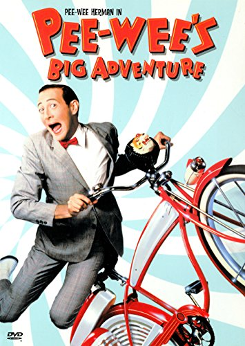 Pee-wee's Big Adventure (1985) Movie Poster 24
