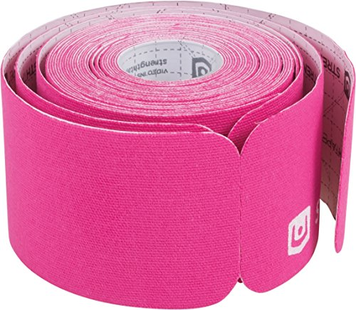 StrengthTape Kinesiology Tape - 16.4'(5m) Roll of 10