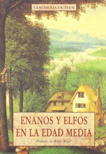 Descargar Libro Enanos Y Elfos En La Edad Media Claude Lecouteux