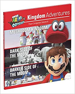 Super Mario Odyssey. Kingdom Adventures Volume 6 Idioma Inglés ...