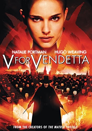 V for Vendetta (bonus features) (V Is Vendetta)
