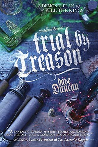 Trial by Treason: The Enchanter General, Book Two by Night Shade Books