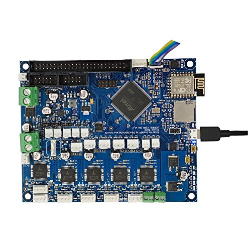 Duet WiFi Upgrade Controller Board DuetWifi Advanced 32bit Mainboard for 3D Printer/CNC Machine