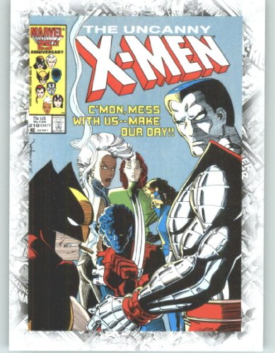 Marvel Beginnings Breakthrough Cover Issues #B66 Uncanny X-Men #210 (Non-Sport Comic Trading Cards)(Upper Deck - 2012 Series -