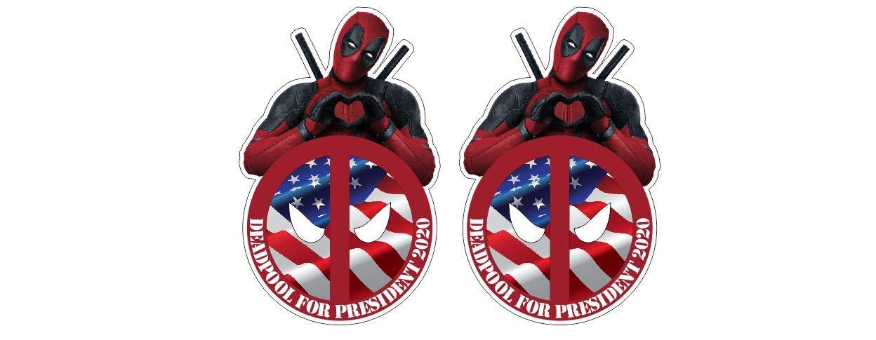 Amazon.com: Deadpool para el Presidente 2020 Wade Wilson ...