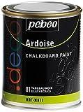 Pebeo P.BO Deco, Chalkboard Paint, 250 ml Can - Blackboard
