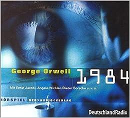george orwell 1984 hörbuch