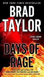Days of Rage: A Pike Logan Thriller