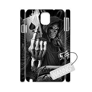 Grim Reaper Samsung Galaxy Note3 N9000 Plastic 3D Case. Grim Reaper DIY Case for Samsung Galaxy Note3 N9000 at WANNG