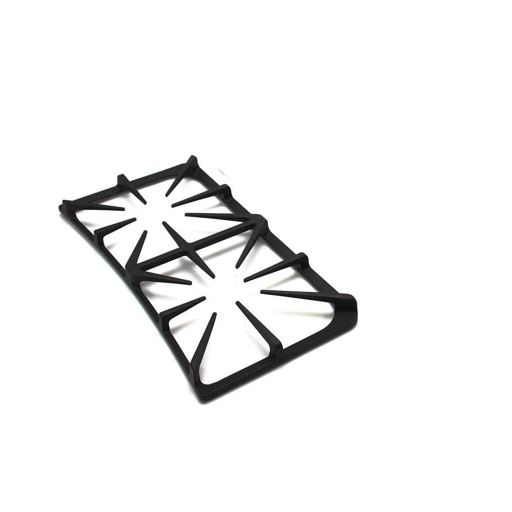 Frigidaire 5304492147 Range Surface Burner Grate, Side Genuine Original Equipment Manufacturer (OEM) Part Black