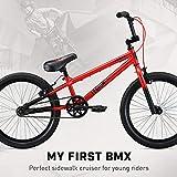 Mongoose Legion LSX Freestyle Sidewalk BMX Bike