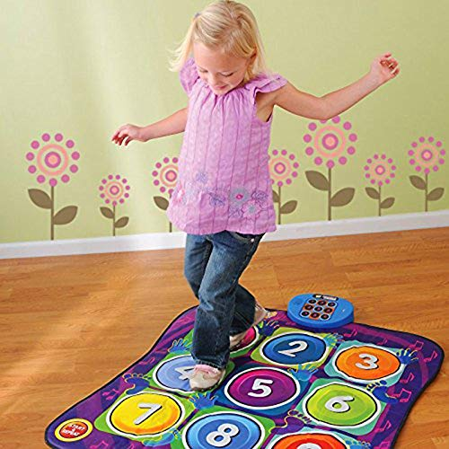 TOOGOO Toy Dancing Challenge Children Early Education Puzzle Game Blanket by TOOGOO (Image #4)