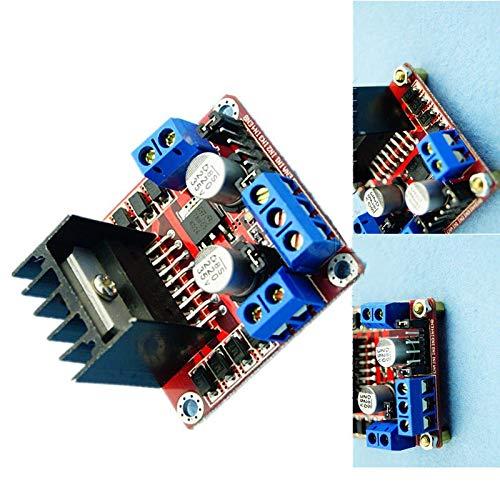 (Stepper Motor - Stepper Motor Drive Controller Board Module L298n Dual H Bridge - Head Sierra Quiet Printer Plate Pulley Gears Motion Speed Hybrid Small Jf011e Jk42hs40-1704 Focuser Mounting Han )