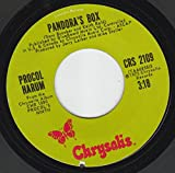 45vinylrecord Pandora's Box/The Piper's Tune (7