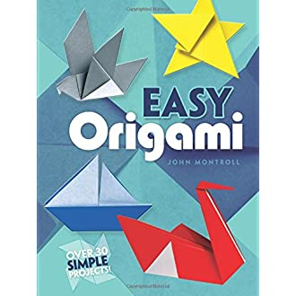 572460166  1 Easy Origami (Dover Origami Papercraft)over 30 simple projects