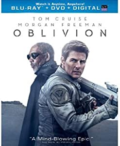 Cover Image for 'Oblivion (Blu-ray + DVD + Digital Copy + UltraViolet)'