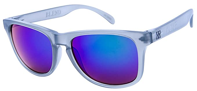 Amazon.com: STUN Blend Wayfarer anteojos de sol UV400 Unisex ...