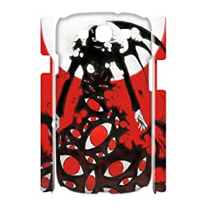 Customization Personalised Phone Case Hellsing Alucard For Samsung Galaxy S3 I9300 NP4K02384