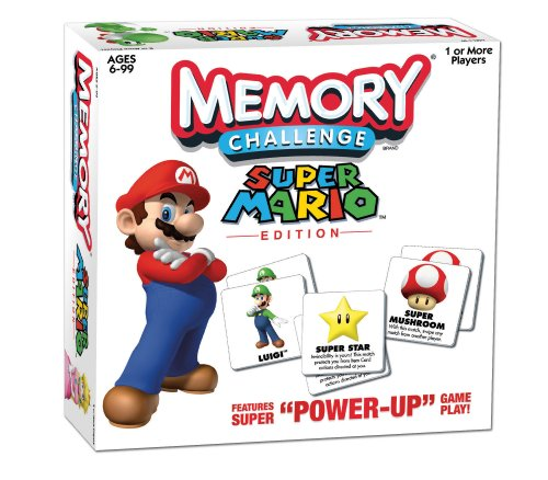 Super Mario Memory by USAopoly