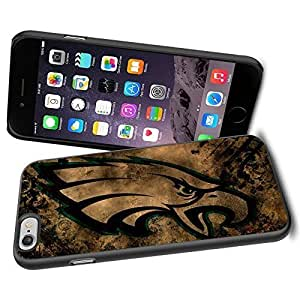 American Football NFL PHILADELPHIA EAGLES, Cool iPhone 6 Case Cover Collector iPhone TPU Rubber Case Black