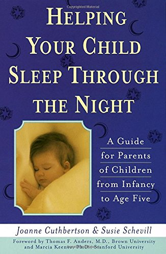 Helping Your Child Sleep Through the Night