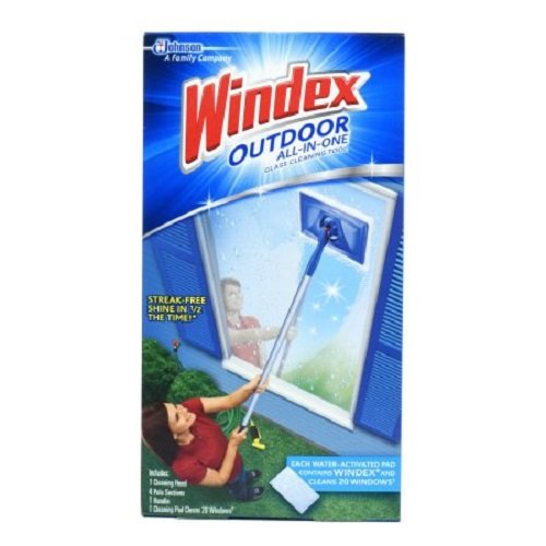 Windex All In One Window Cleaner Pads Refill 2 Ct 2 Pk Health Personal Care