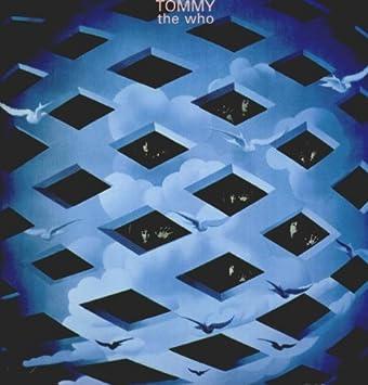 The Who Tommy Simply Vinyl 180 Gram Vinyl Amazon Com Music