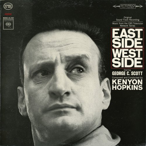 East Side West Side (East West Cd)