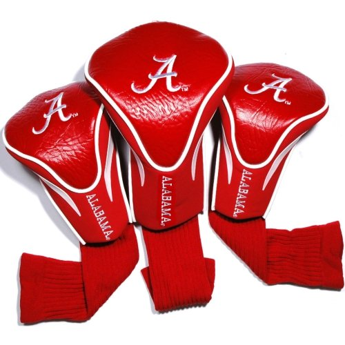 Team Golf NCAA Contour Golf Club Headcovers (3...