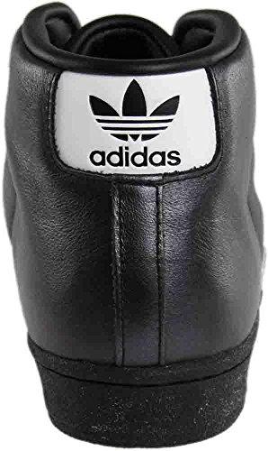 adidas Promodel, Men's High-Heels Black/White-white