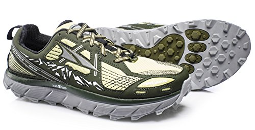 Altra Women's Lone Peak 3.5, Lime, 11 D US by Altra