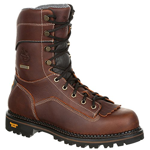 Georgia Boot  Men's Logger 9