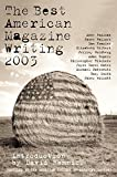 The Best American Magazine Writing 2003
