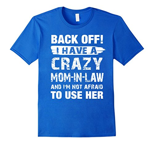 how to get my mother in law to back off