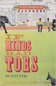 Book If Minds Had Toes