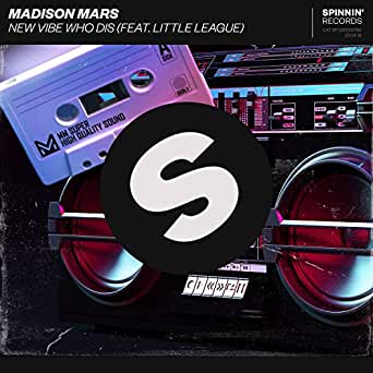 New Vibe Who Dis (feat. Little League) de Madison Mars en Amazon ...