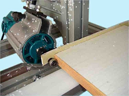Woodworker machinery edge trimmer machine plate trimming cutting and corner rounding after edge banding machine
