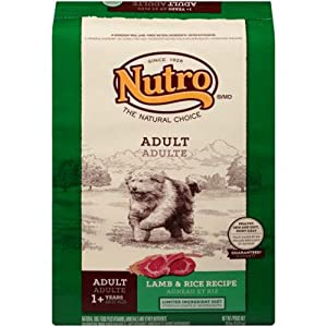 Nutro Natural Choice Limited Ingredients Dry Food for Dog