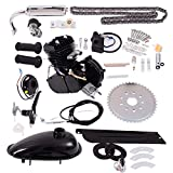 Goplus Bicycle Motor Kit 80cc 2-Stroke Bike Gasoline Motorized Gas Engine Bike Motor