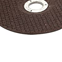 uxcell GC80 100mmx3mm Cutting Wheel Grinding Cut Off Disc Brown