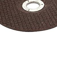 uxcell GC80 100mmx3mm Cutting Wheel Grinding Cut Off Disc Brown